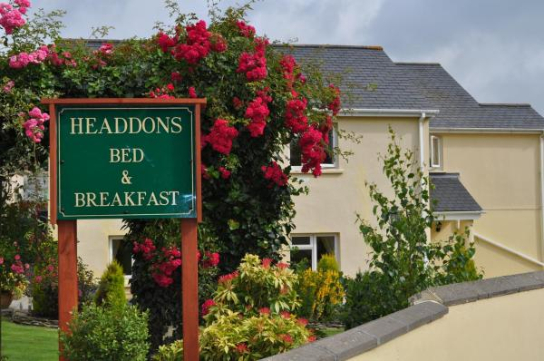 Headdons Bed & Breakfast in Holsworthy, Devon, England