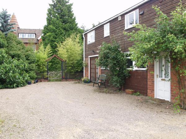The Coach House in Ledbury, Herefordshire, England