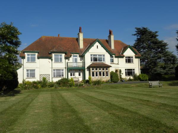 Cedar House in Washford, Somerset, England