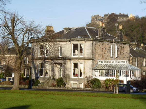 Victoria Square Guest House in Stirling, Stirlingshire, Scotland
