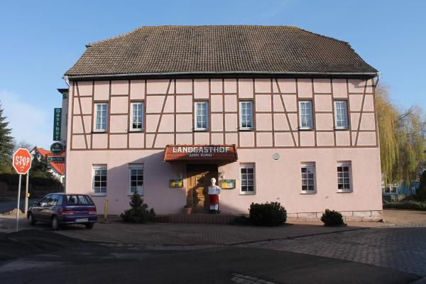 Hotel Zum Ring, 06556 Ringleben
