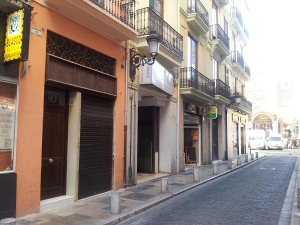 Apartamentos Lonja Mercado
