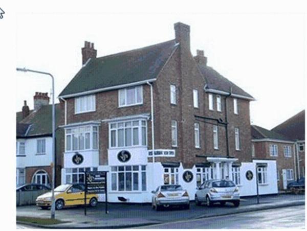 JJs Hotel & Bar in Skegness, Lincolnshire, England
