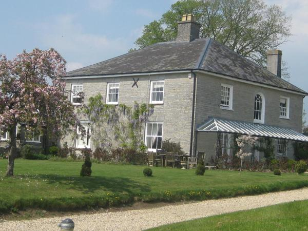 Cary Fitzpaine House in Babcary, Somerset, England