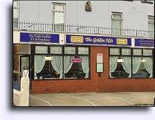 Golden Nile Hotel in Blackpool, Lancashire, England