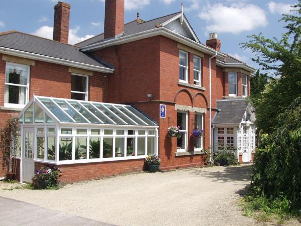 Leadon House Hotel in Ledbury, Herefordshire, England