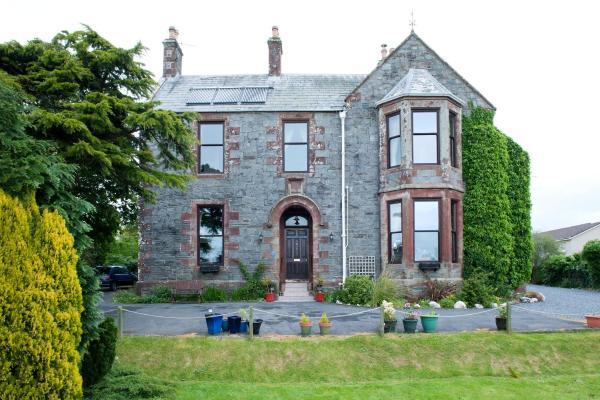 Hillcrest House in Wigtown, Dumfries & Galloway, Scotland