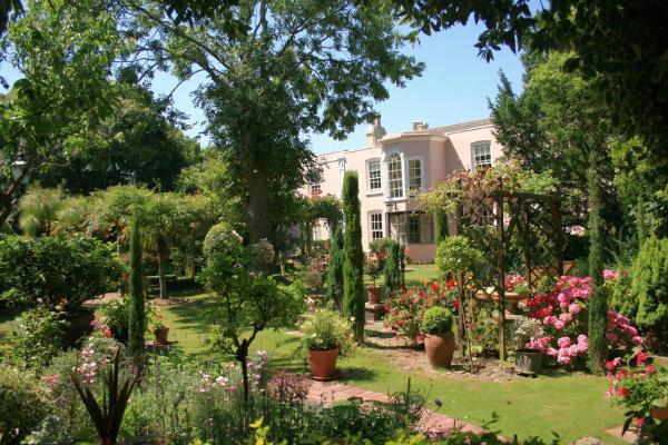 Ocklynge Manor in Eastbourne, East Sussex, England