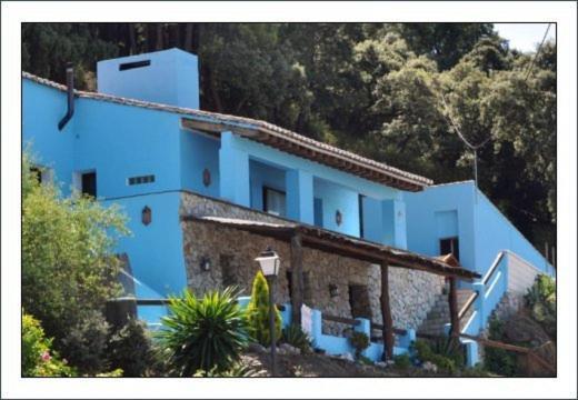 Casas Rurales Juzcar Centro