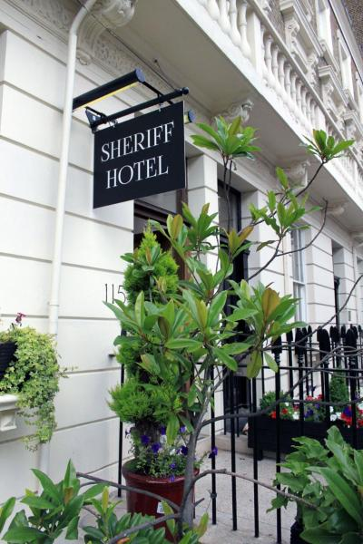 Sheriff Hotel in London, Greater London, England