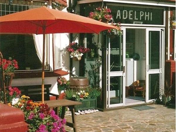 The Adelphi in Paignton, Devon, England
