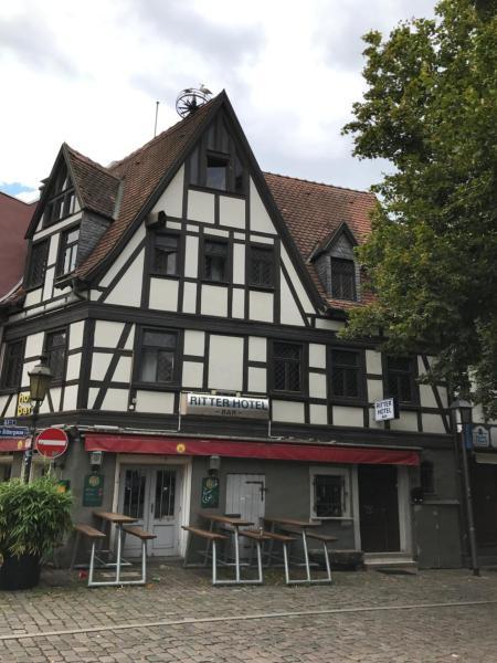 Hotel Ritter, Hotel in Frankfurt am Main-Sachsenhausen bei Offenbach am Main