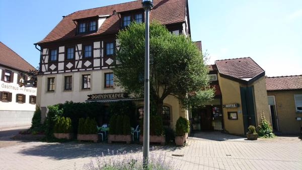 Hotel Dominikaner, Hotel in Bad Rappenau bei Heilbronn