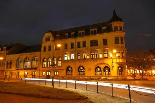 Kaiserhof, Pension in Radeberg