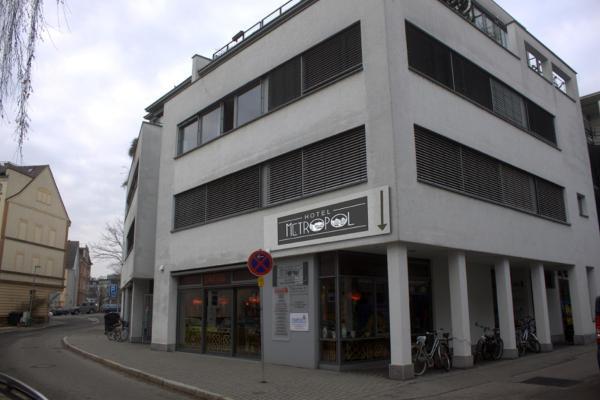Hotel Metropol garni, 72072 Tübingen