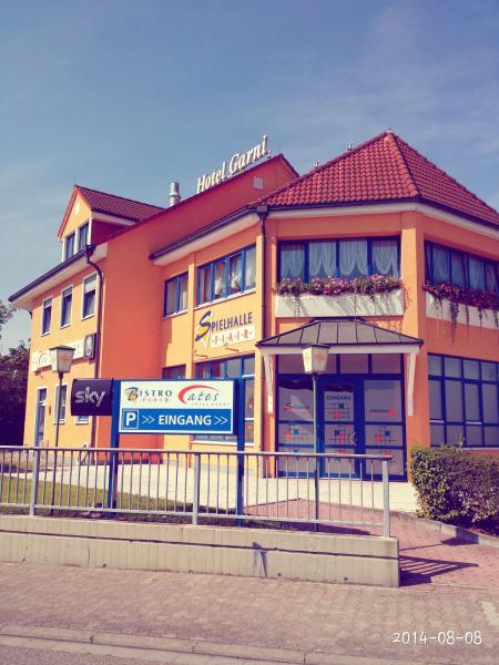 ates  Lampertheim, Pension in Lampertheim bei Laudenbach