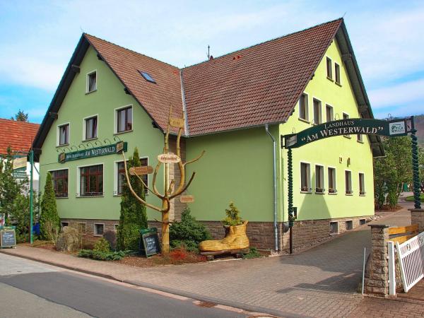 Hotel Landhaus Am Westerwald, 37308 Schimberg-Martinfeld