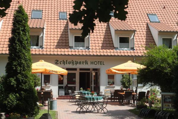 Schlossparkhotel  Sallgast, Hotel in Sallgast bei Cottbus