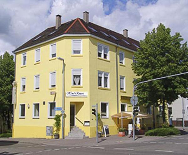 Riviera, Pension in Ludwigsburg