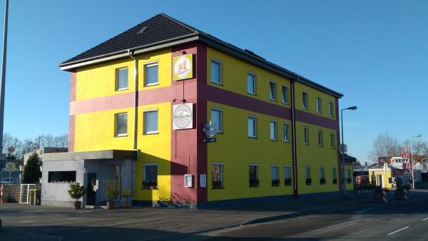Rheinauer Hof/Das  am Riedweg, Pension in Mannheim-Rheinau bei Oftersheim
