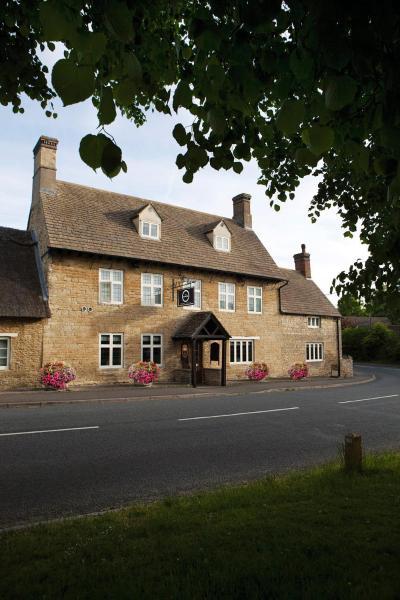 Dashwood Restaurant Rooms and Bar in Kirtlington, Oxfordshire, England