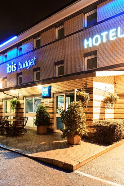 ibis budget London Barking in Barking, Greater London, England