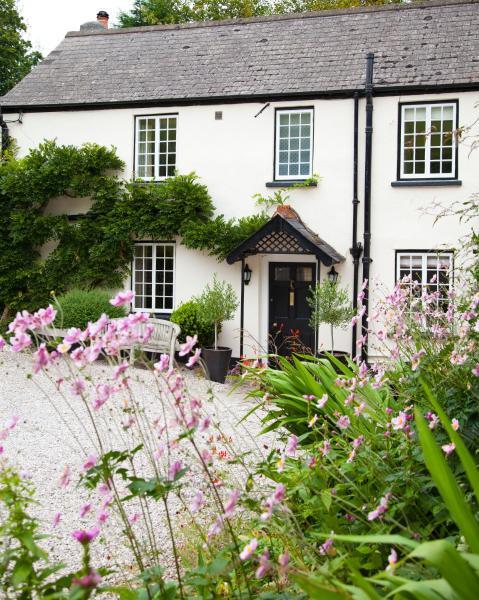 Kilbury Manor B&B in Buckfastleigh, Devon, England