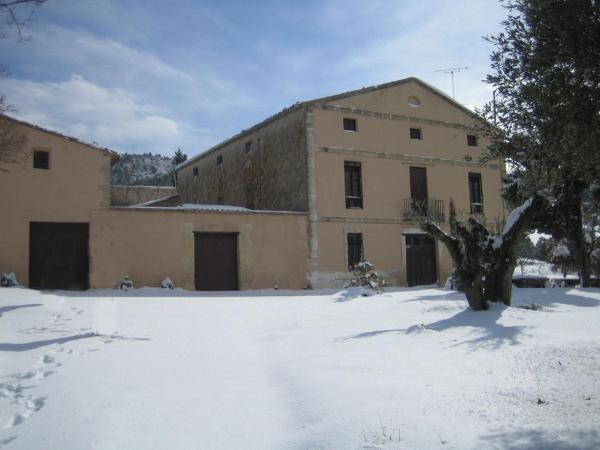 Casa Rural Masía Barbera