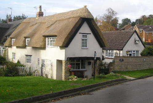 Waterways Cottage in Towcester, Northamptonshire, England