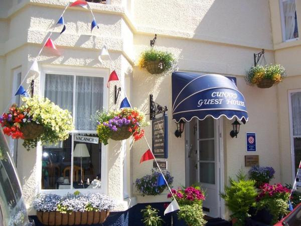 Cunard Guest House in Weymouth, Dorset, England