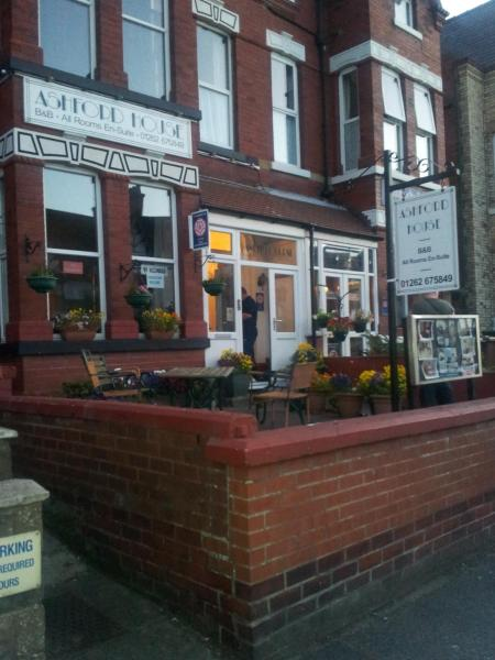 Ashford House Guest House in Bridlington, East Riding of Yorkshire, England