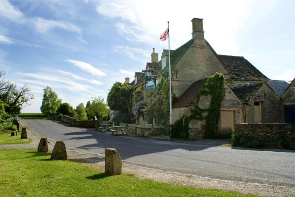 Swan Inn in Burford, Oxfordshire, England
