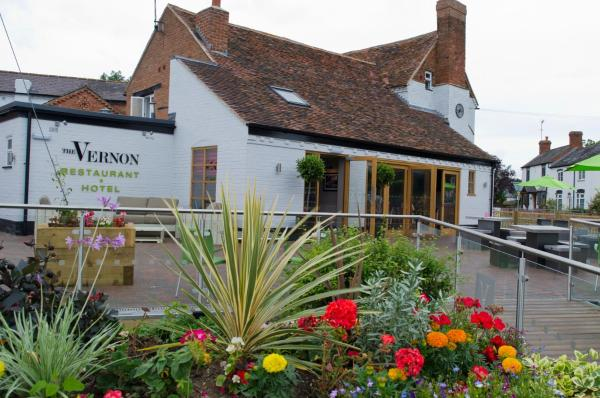 The Vernon in Droitwich, Worcestershire, England