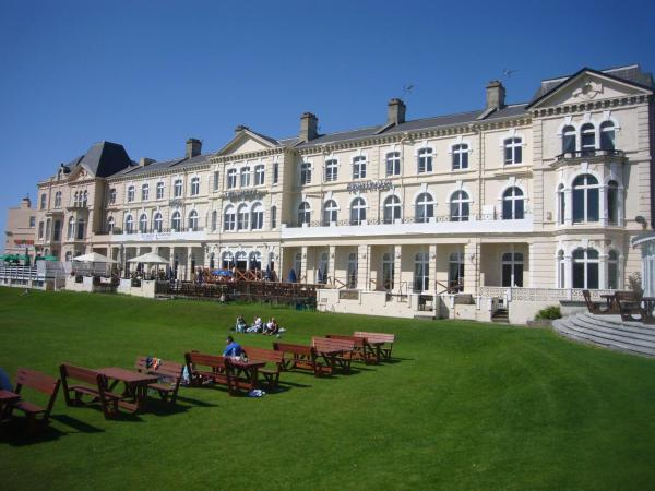 Royal Grosvenor Hotel in Weston-super-Mare, Somerset, England