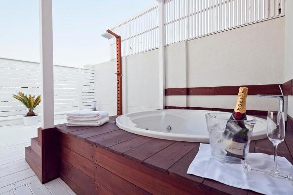 Panoramic Suite Luxury Center - Plaza Cataluña