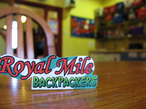 Royal Mile Backpackers in Edinburgh, Midlothian, Scotland