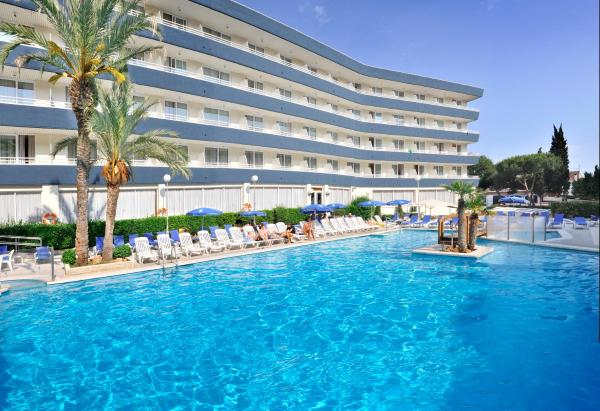 Ght Aquarium Spa Hotels Lloret De Mar Pensionhotel