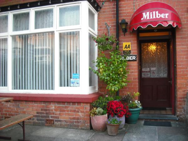 Milber Guest House in Newquay, Cornwall, England