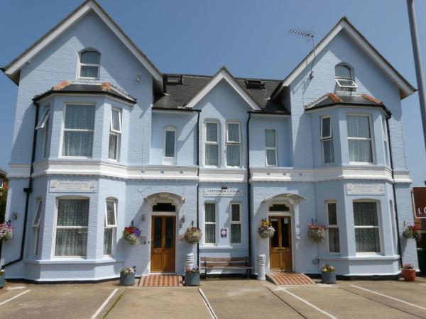 Victoria Lodge in Sandown, Isle of Wight, England