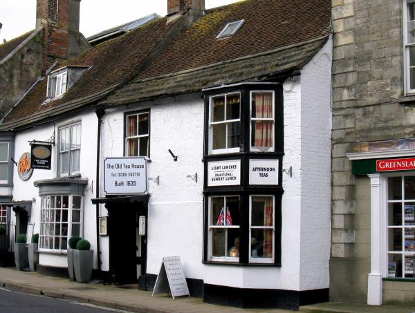 The Old Tea House in Dorchester, Dorset, England