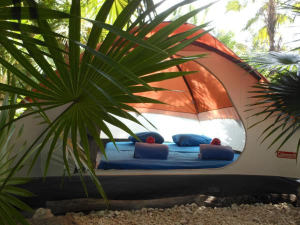 Turquesa Tulum Jungle Camping