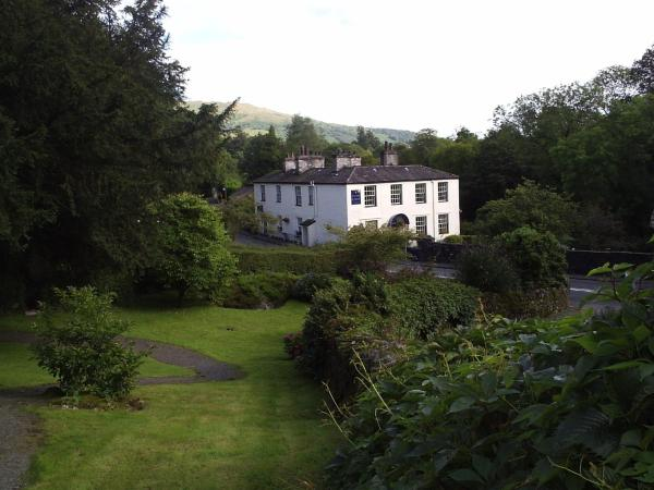 Rydal Lodge in Ambleside, Cumbria, England