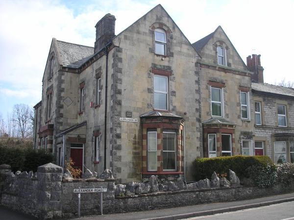 Rock House in Ulverston, Cumbria, England