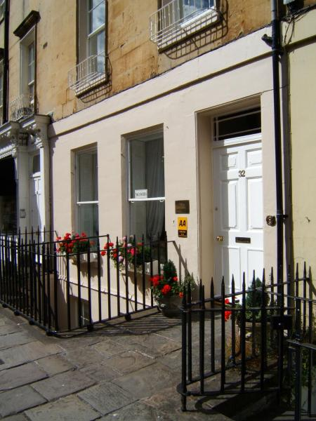 Brocks Guest House in Bath, Somerset, England