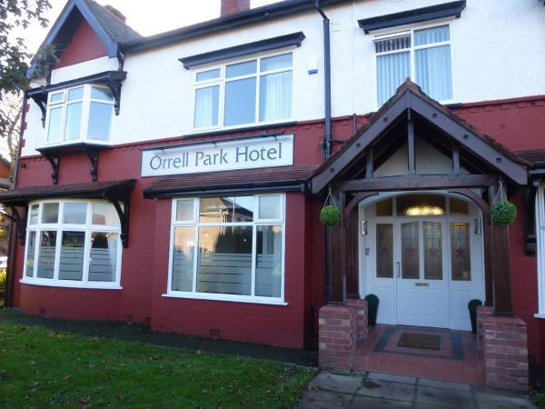 Orrell Park Hotel in Liverpool, Merseyside, England