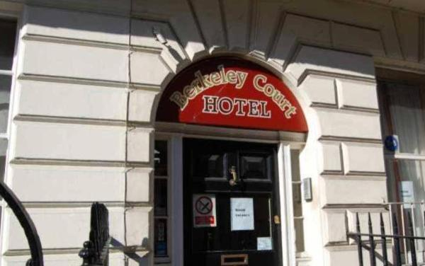 Berkeley Court Hotel in London, Greater London, England