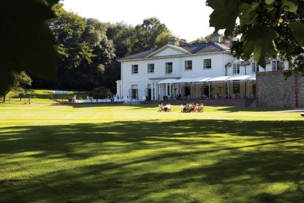 Milsoms Kesgrave Hall in Ipswich, Suffolk, England