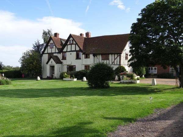 Wootton Park in Henley in Arden, Warwickshire, England