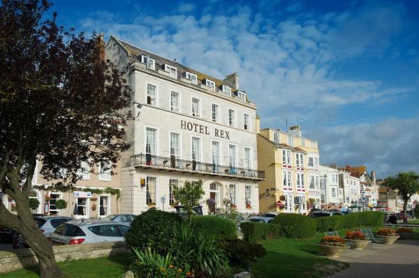 Hotel Rex in Weymouth, Dorset, England