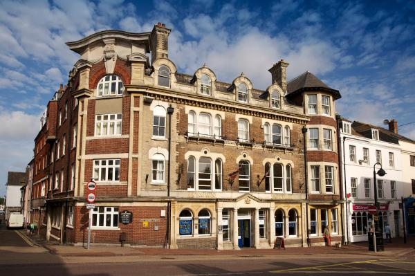 The Crown Hotel in Weymouth, Dorset, England